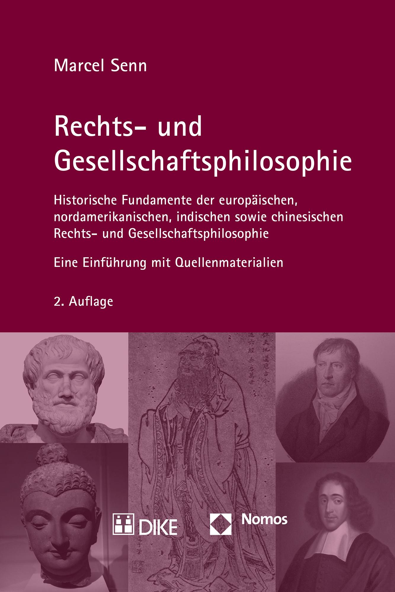 Rechts- und Gesellschaftsphilosophie