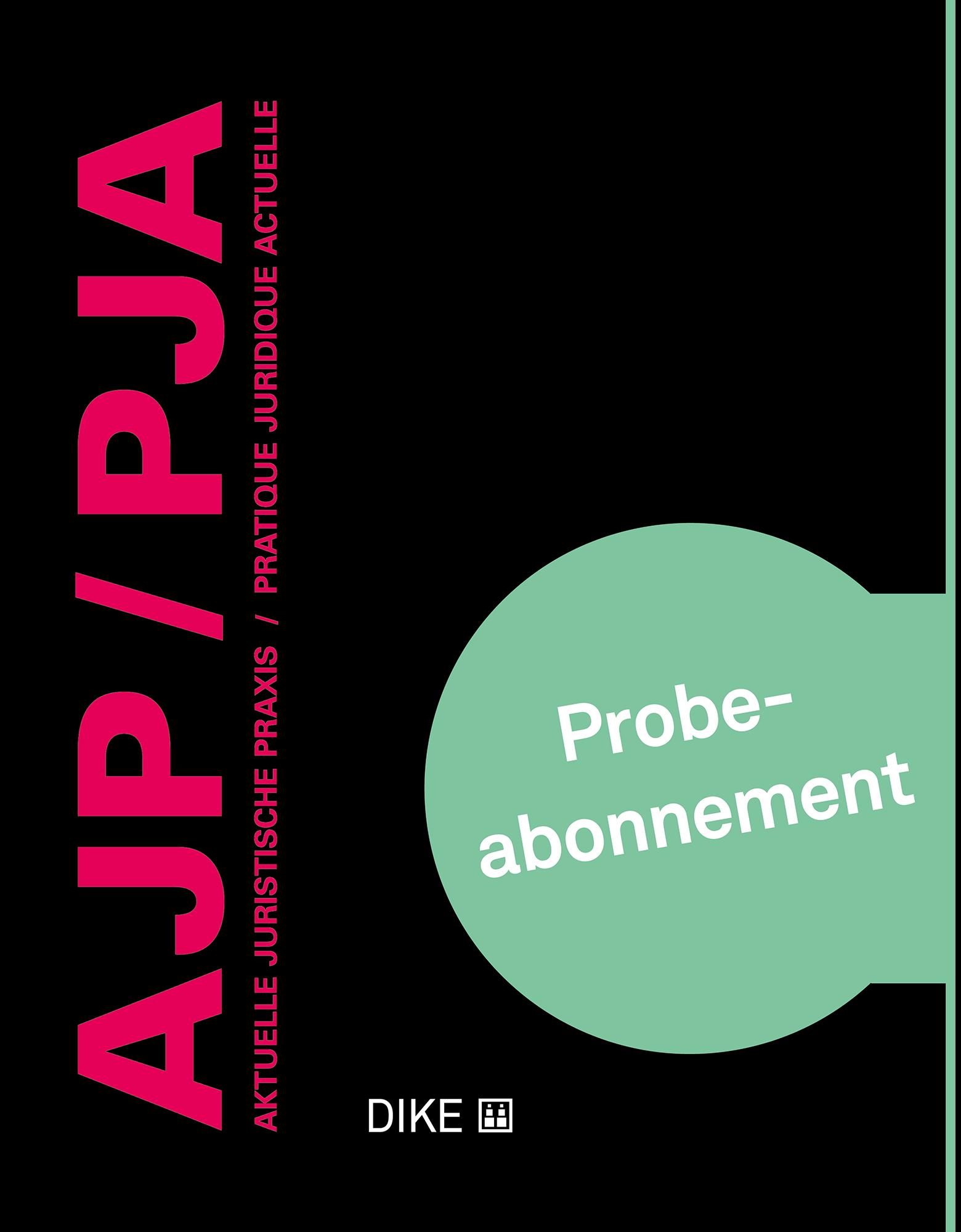 AJP/PJA - Probeabo