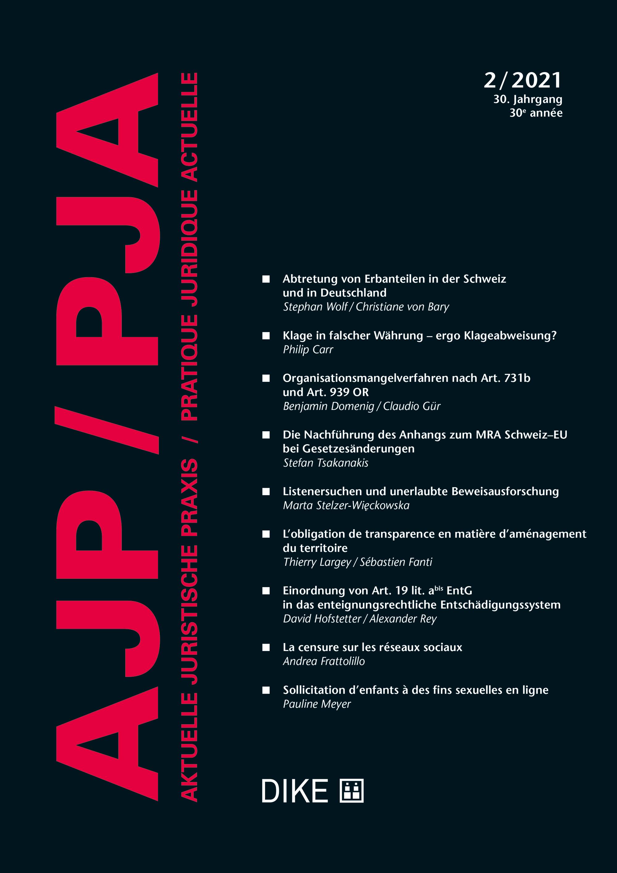 AJP/PJA 02/2021