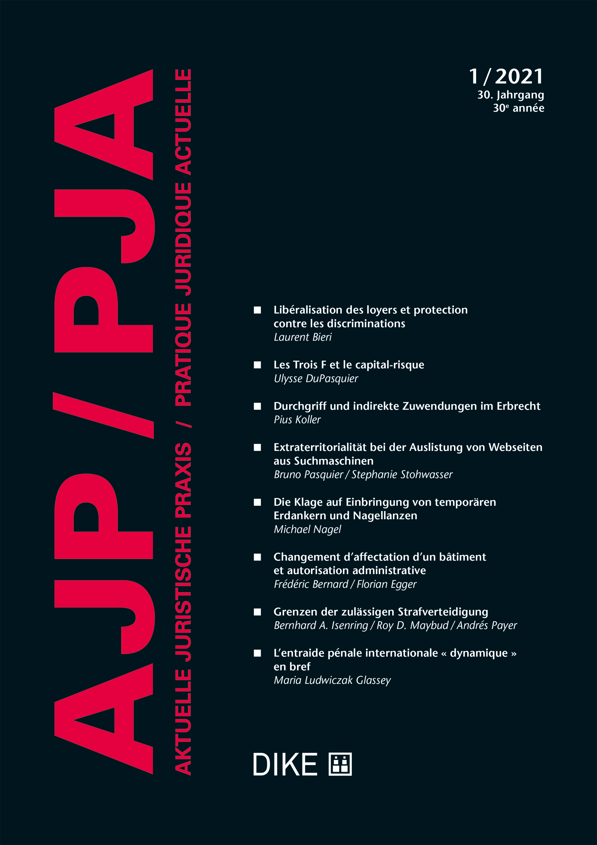 AJP/PJA 01/2021