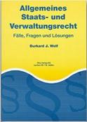 Allgemeines Staats- und Verwaltungsrecht