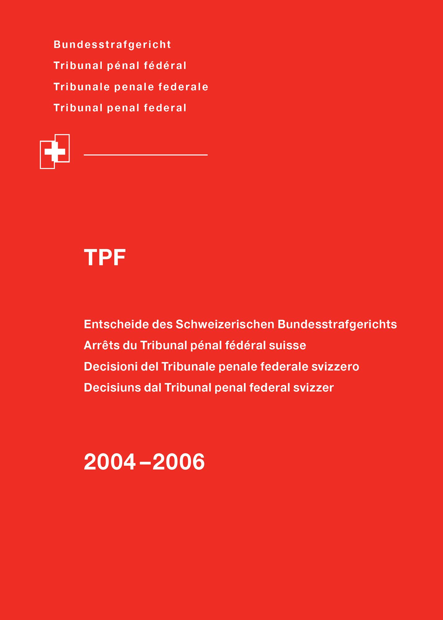 TPF 2004–2006
