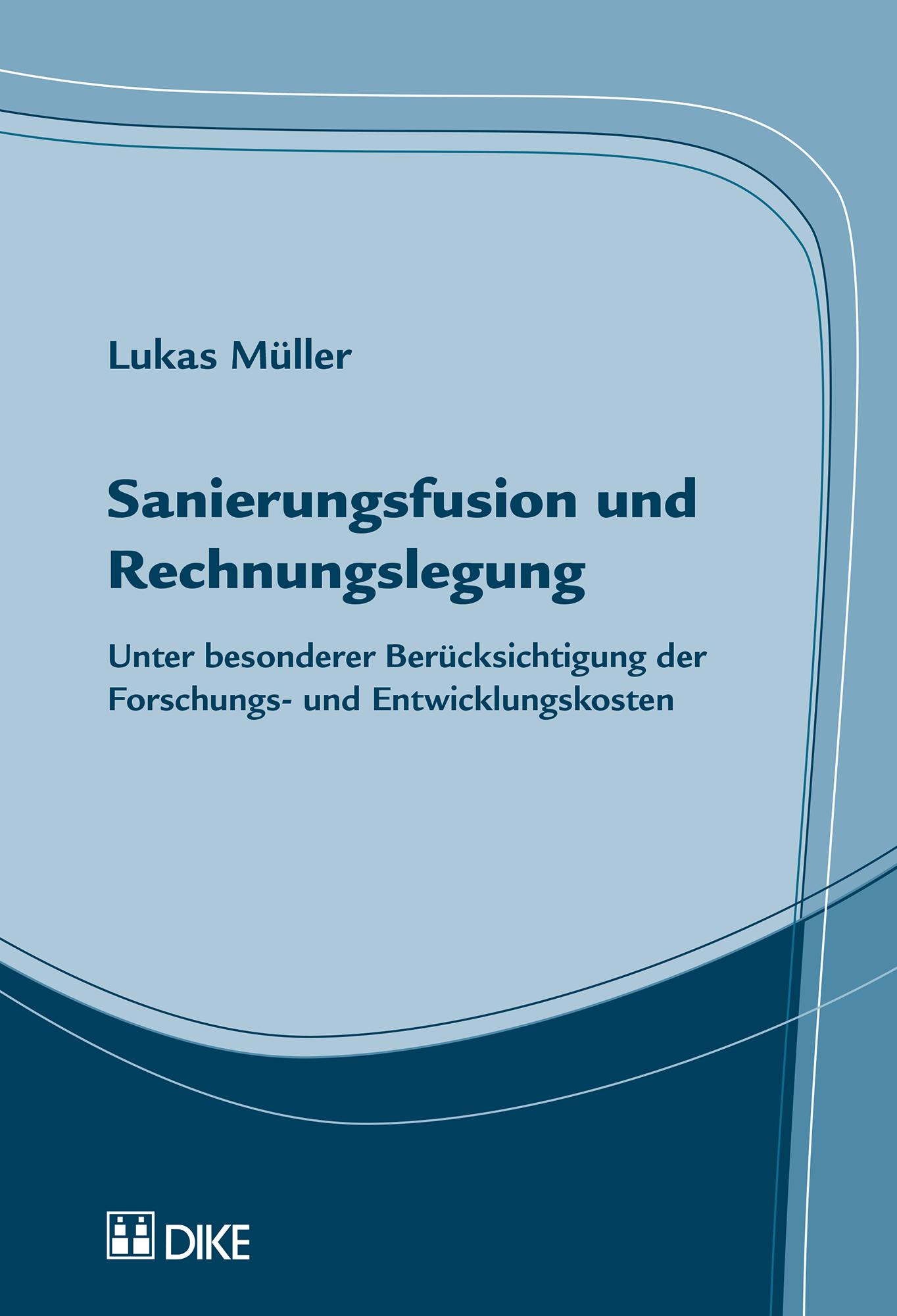 Sanierungsfusion und Rechnungslegung
