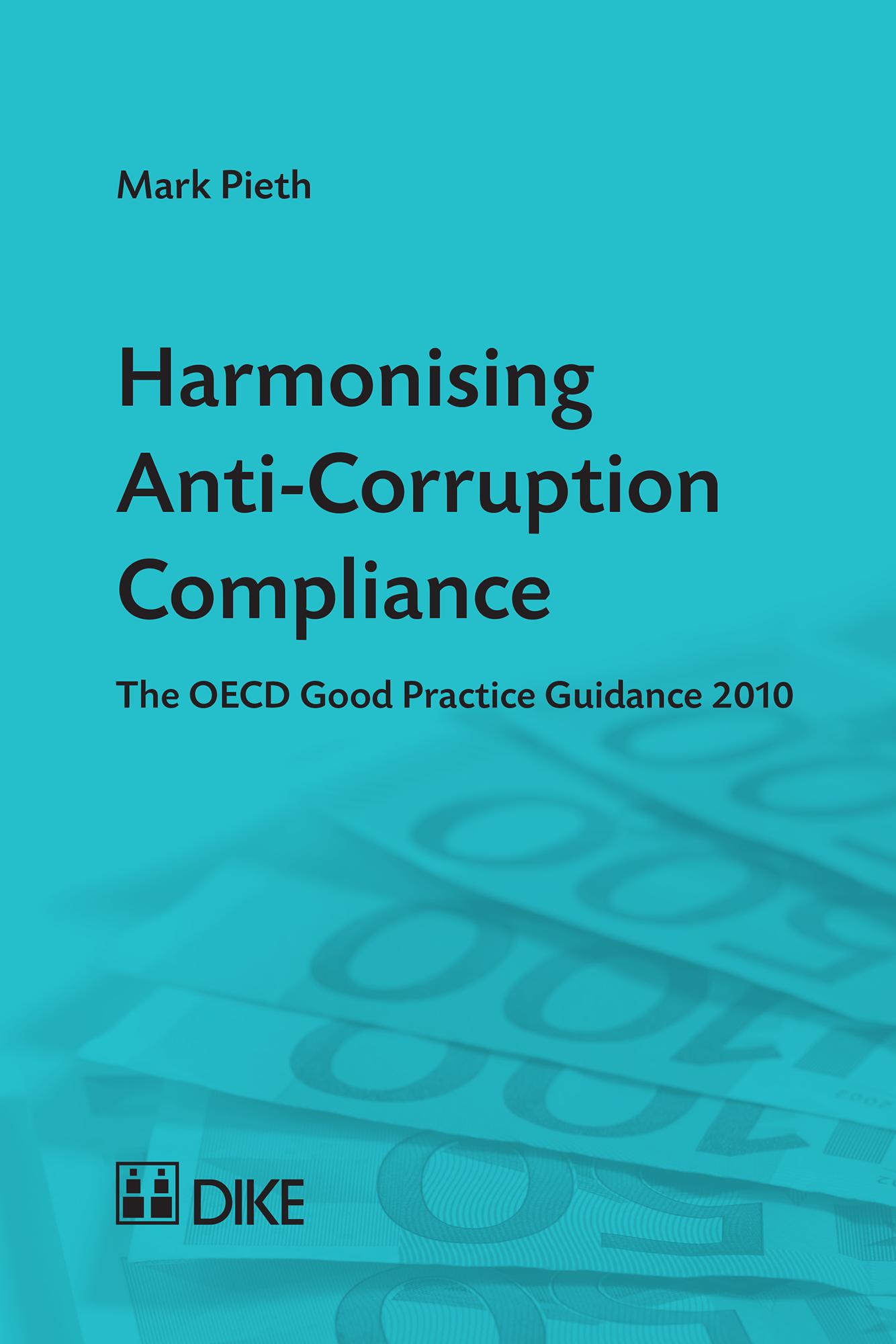 Harmonising Anti-Corruption Compliance