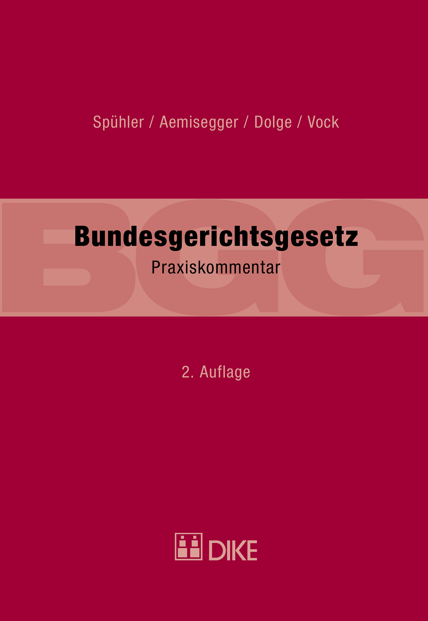 Bundesgerichtsgesetz (BGG)
