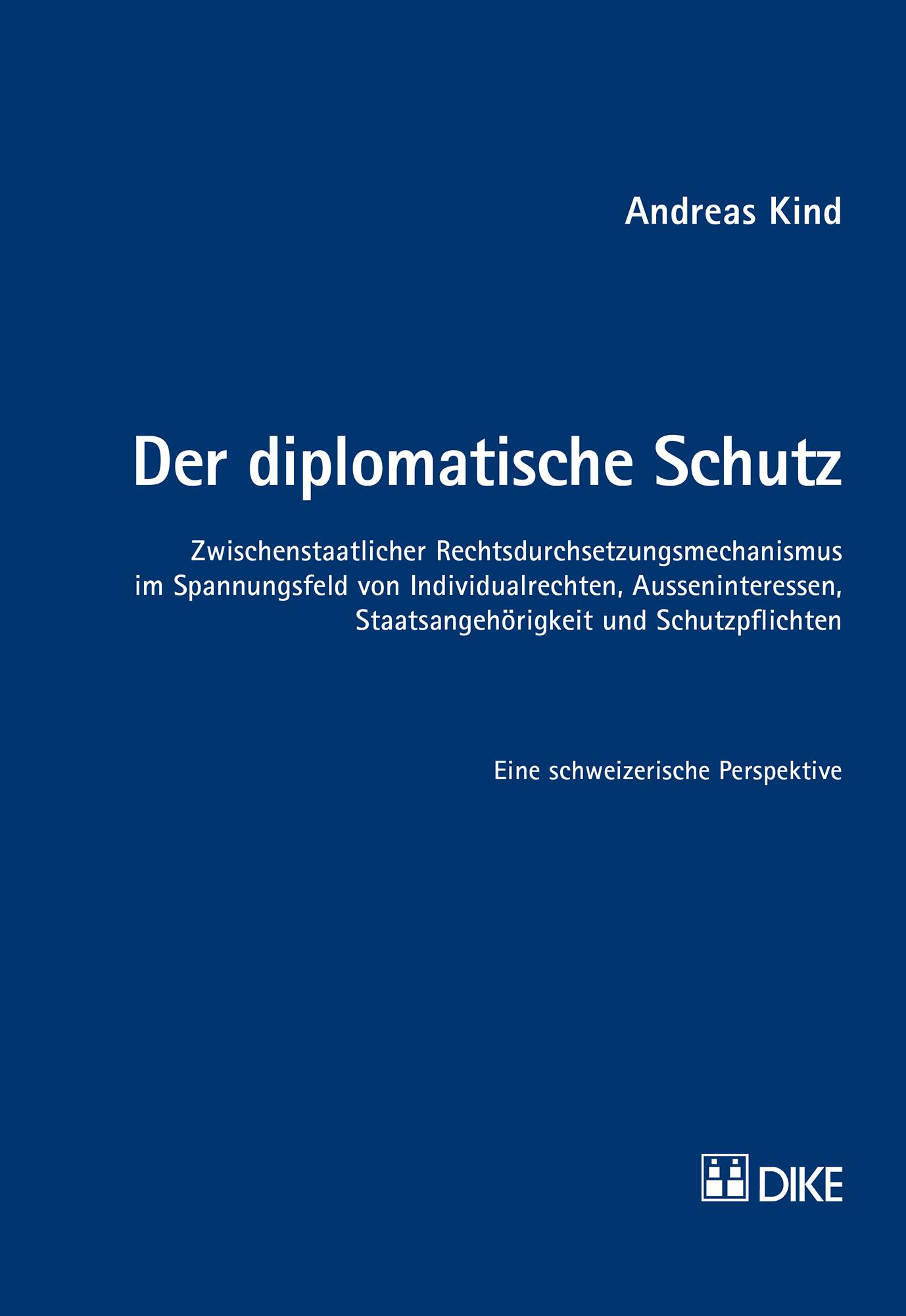 Der diplomatische Schutz