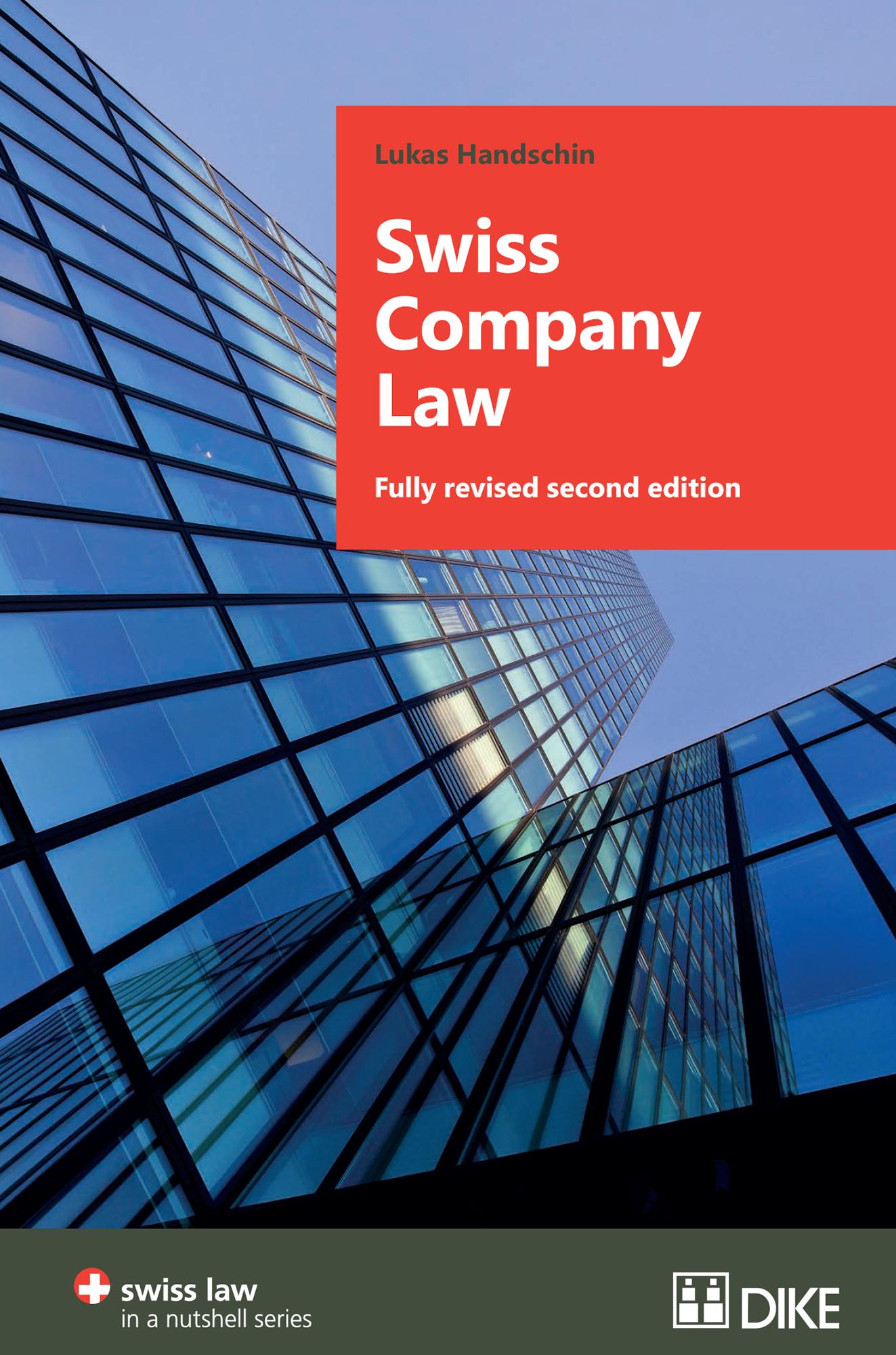 Swiss Company Law
