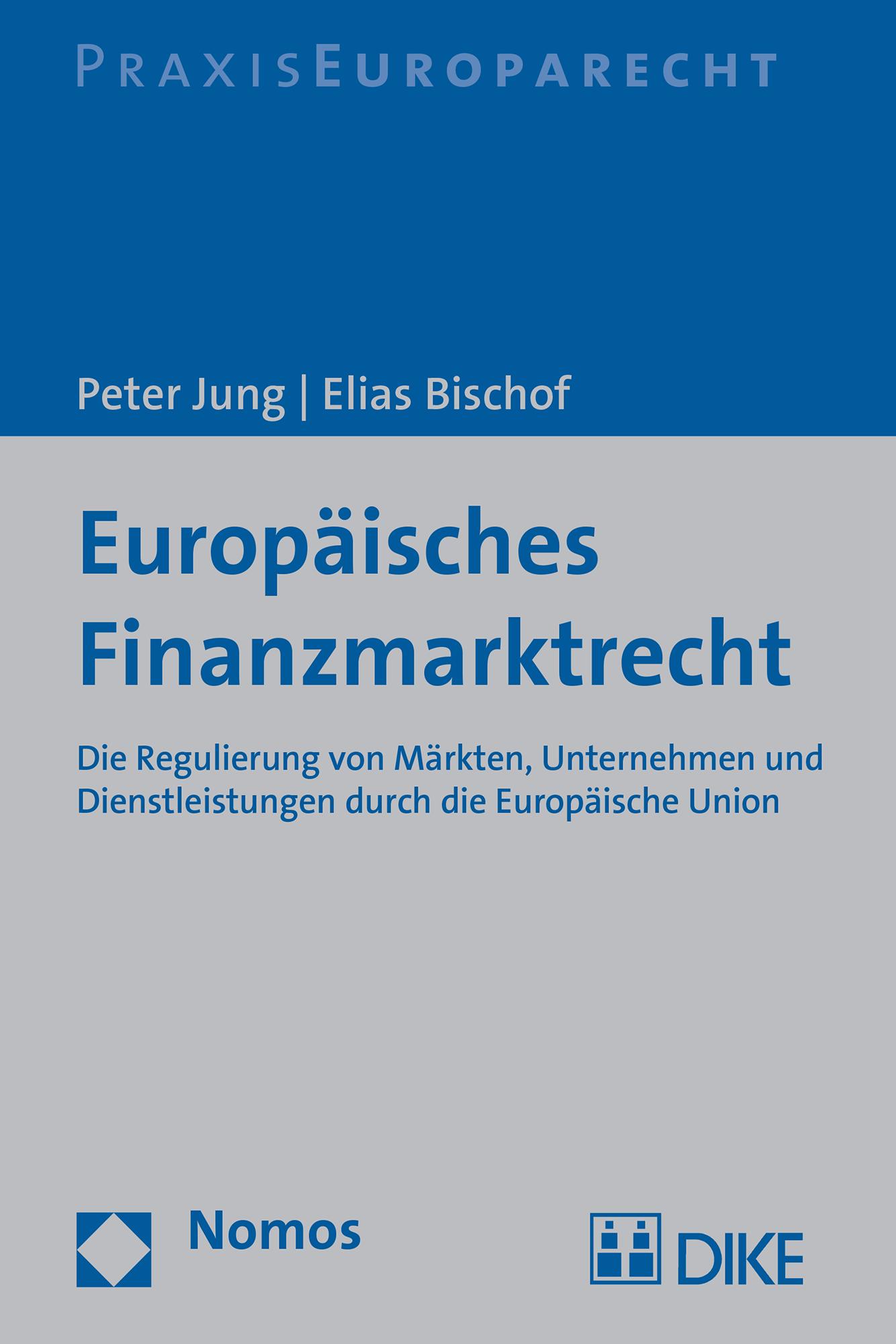 Europäisches Finanzmarktrecht