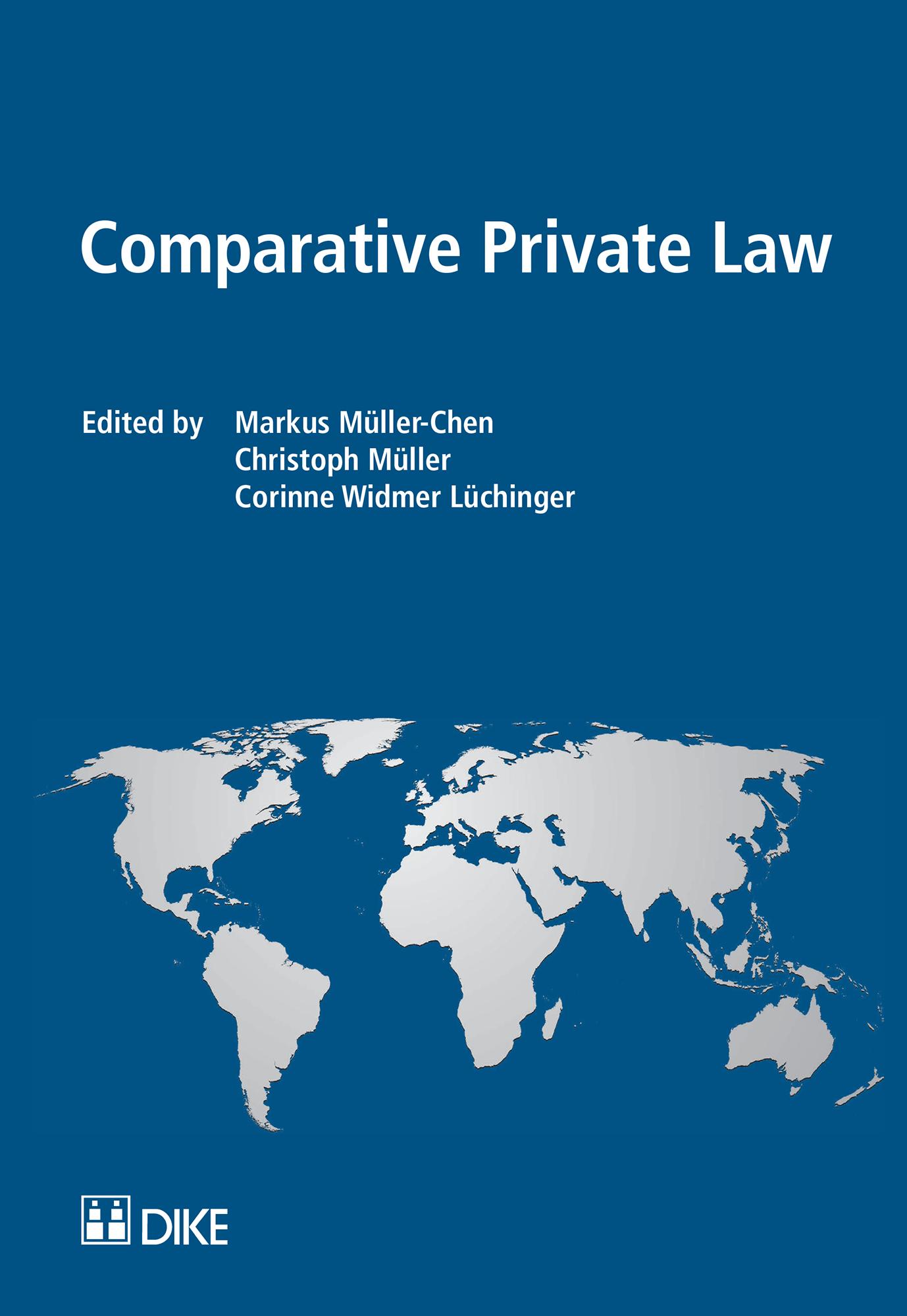Comparative Private Law