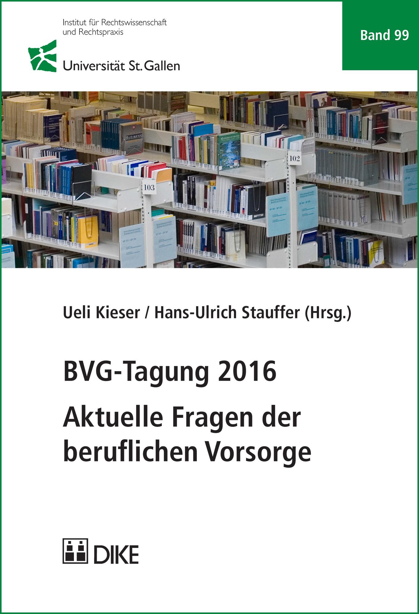 BVG-Tagung 2016