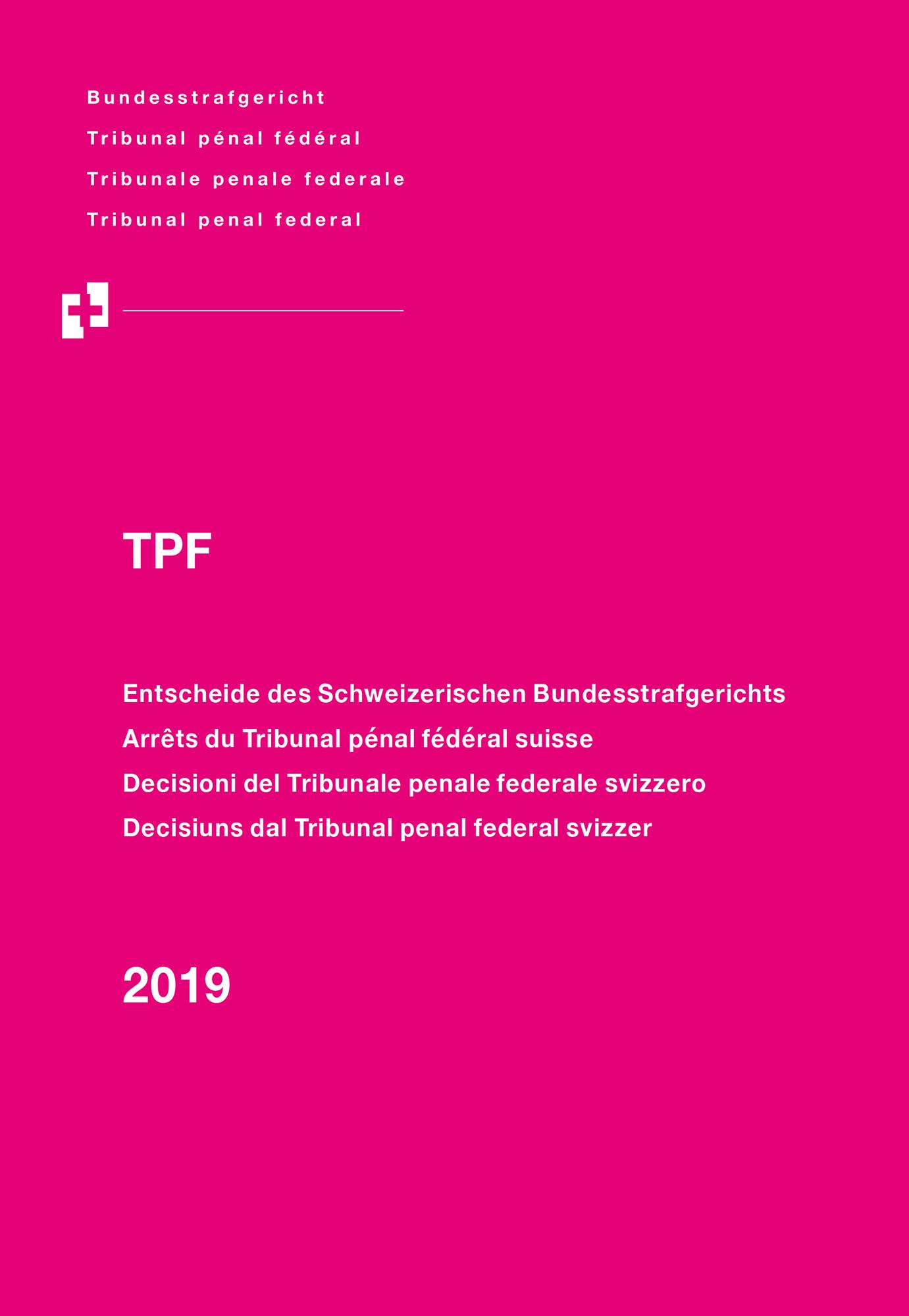 TPF 2019