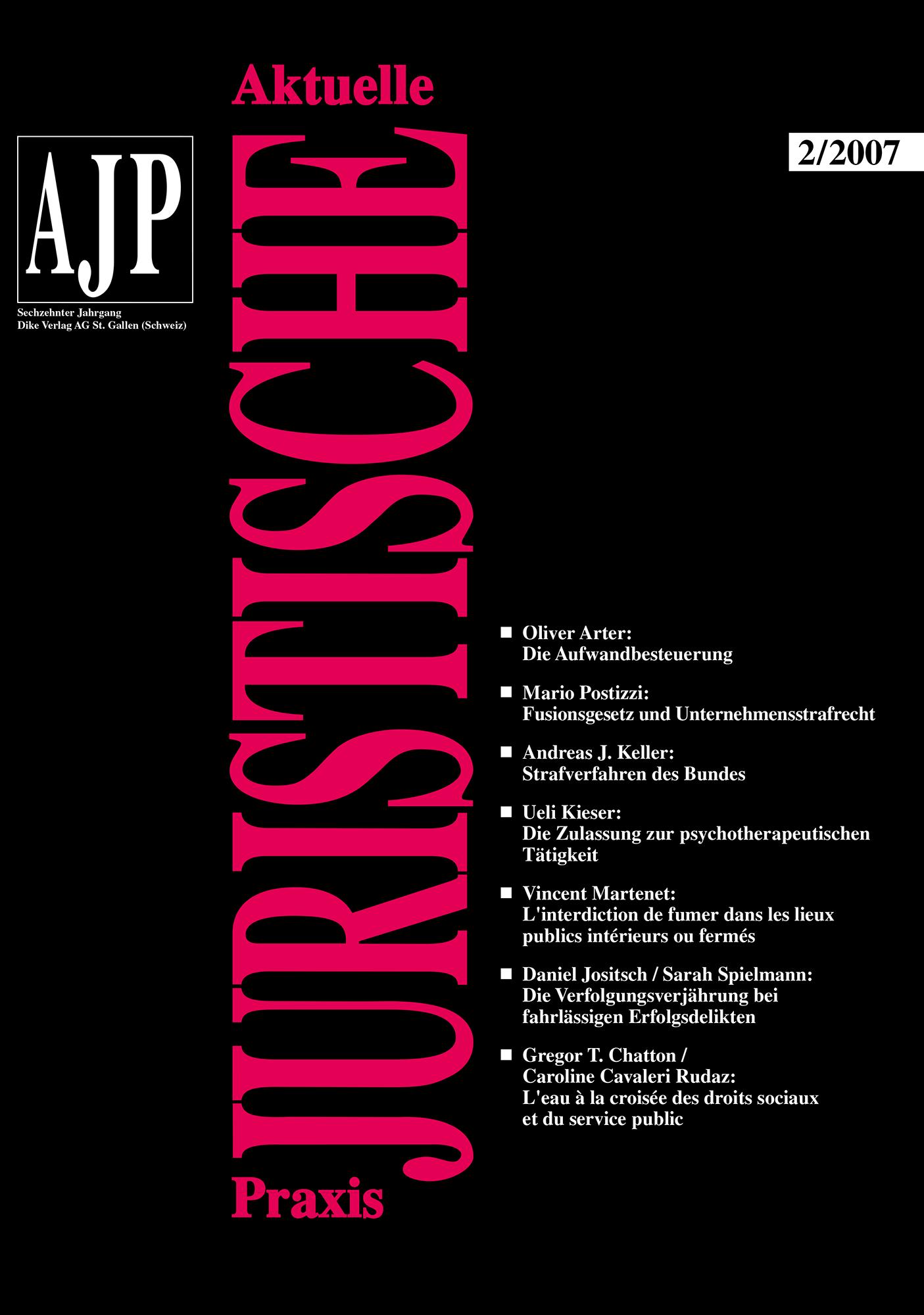 AJP/PJA 02/2007