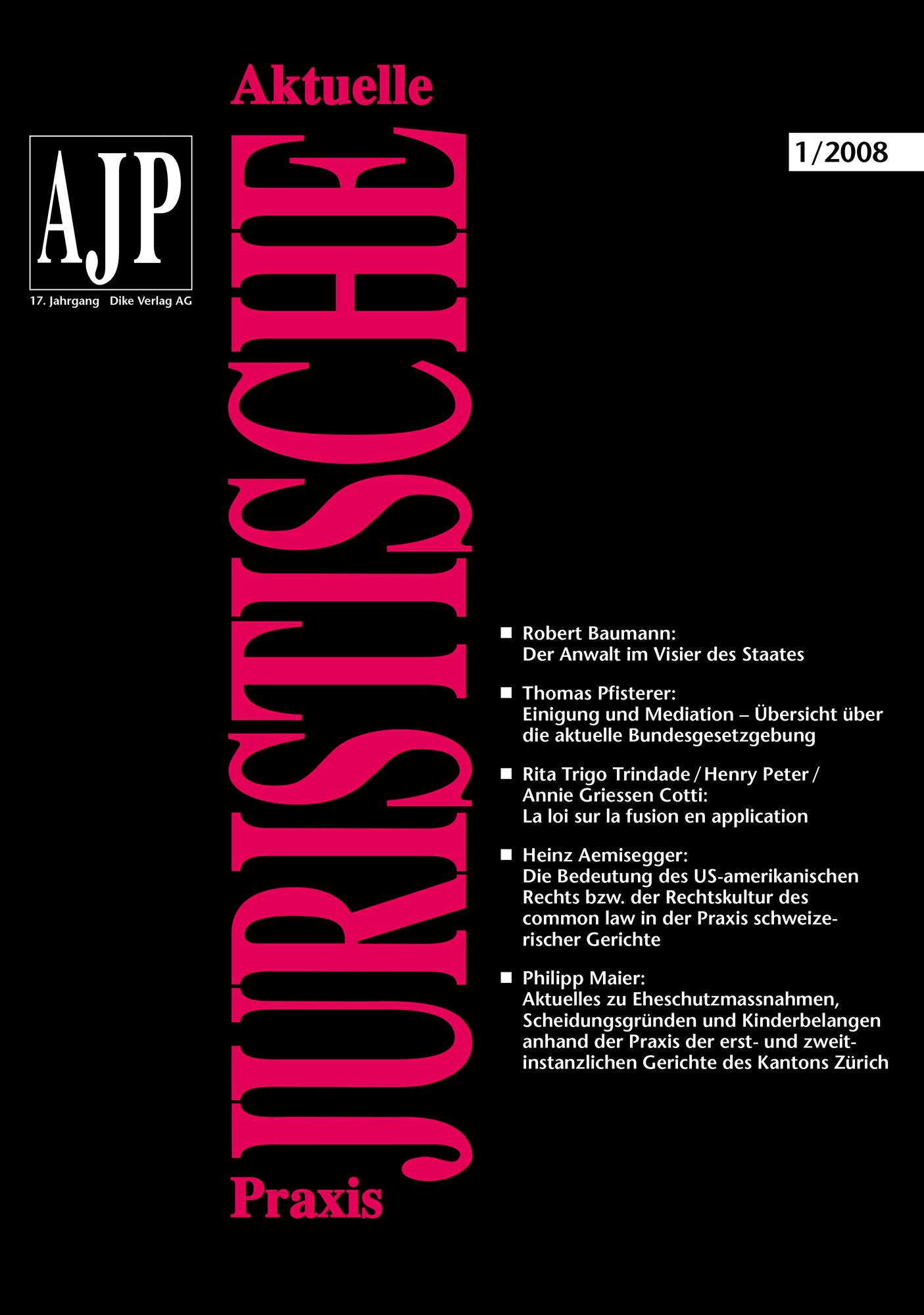 AJP/PJA 01/2008