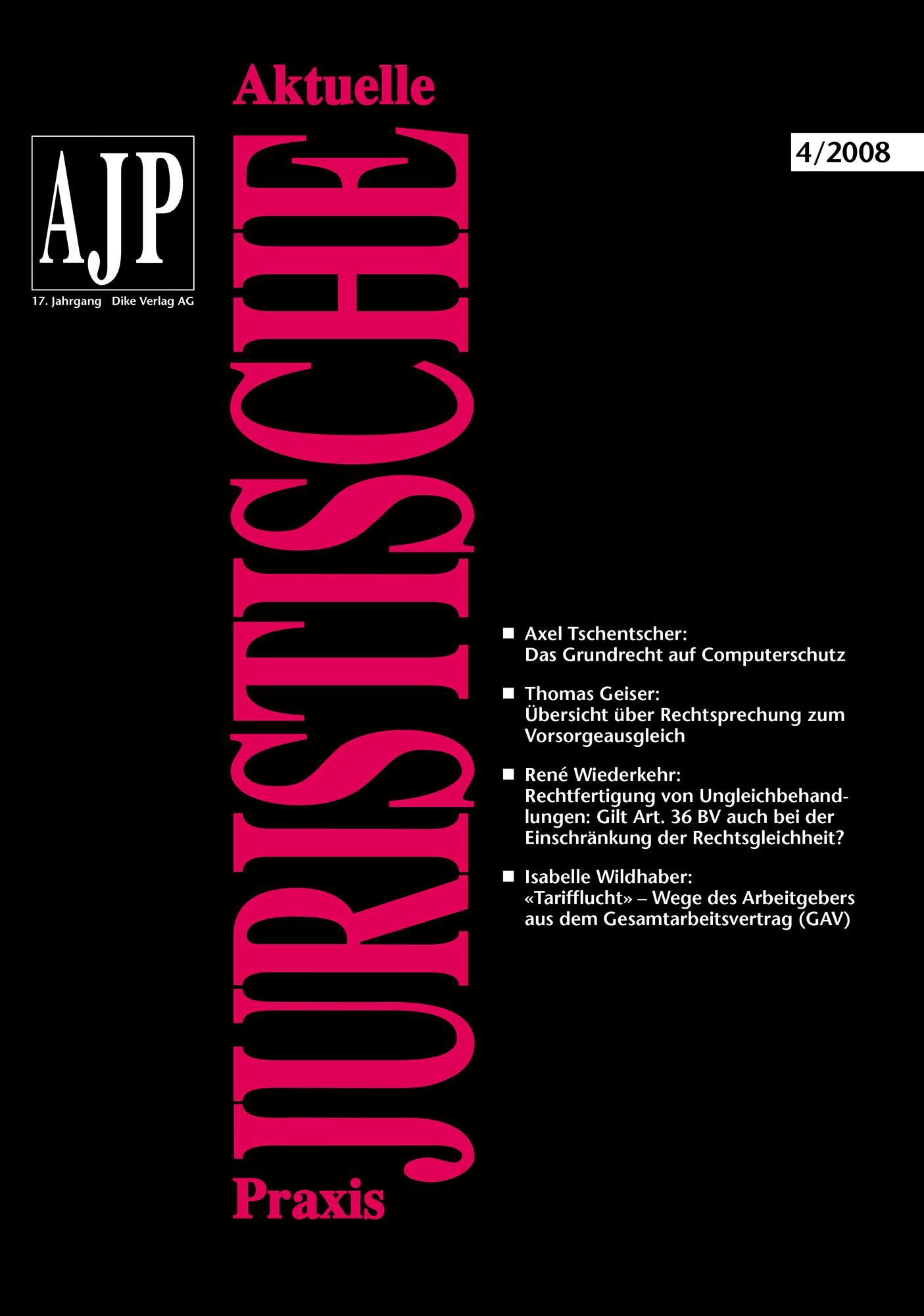 AJP/PJA 04/2008
