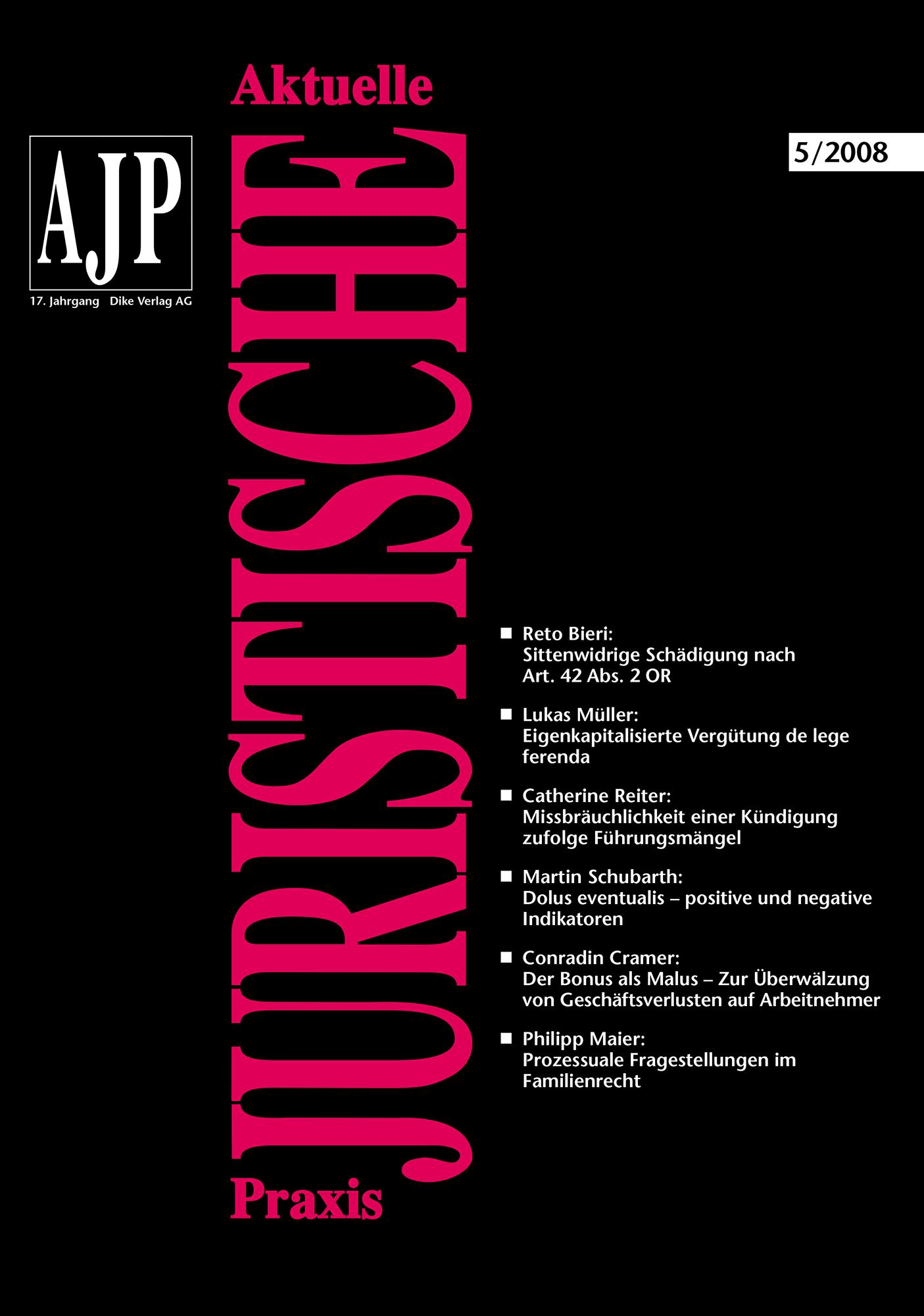 AJP/PJA 05/2008