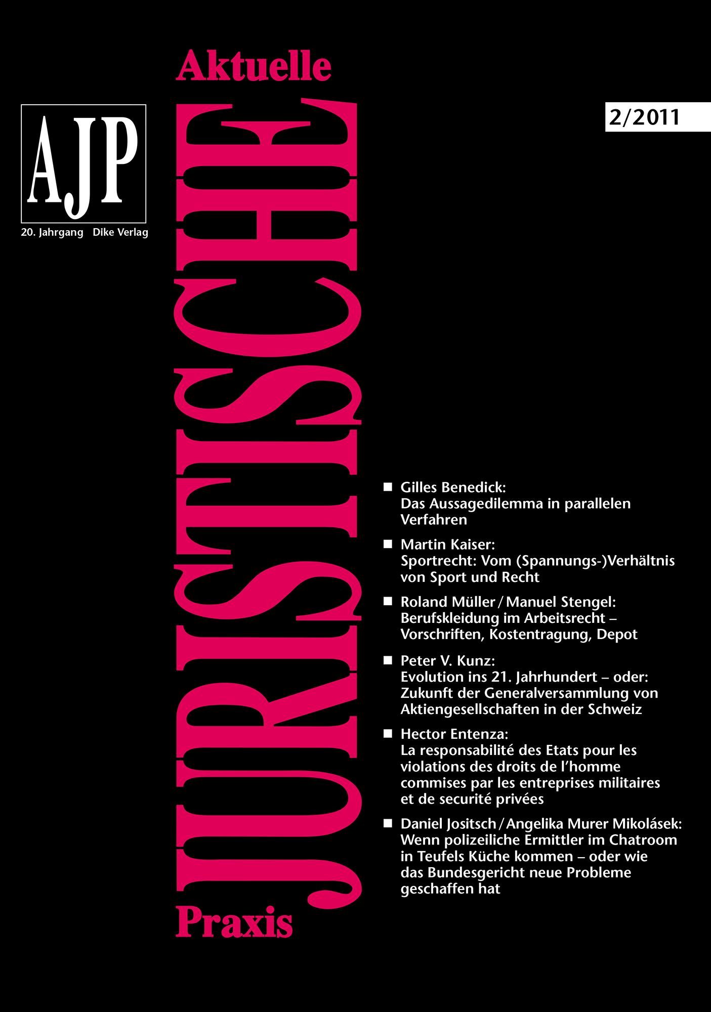 AJP/PJA 02/2011