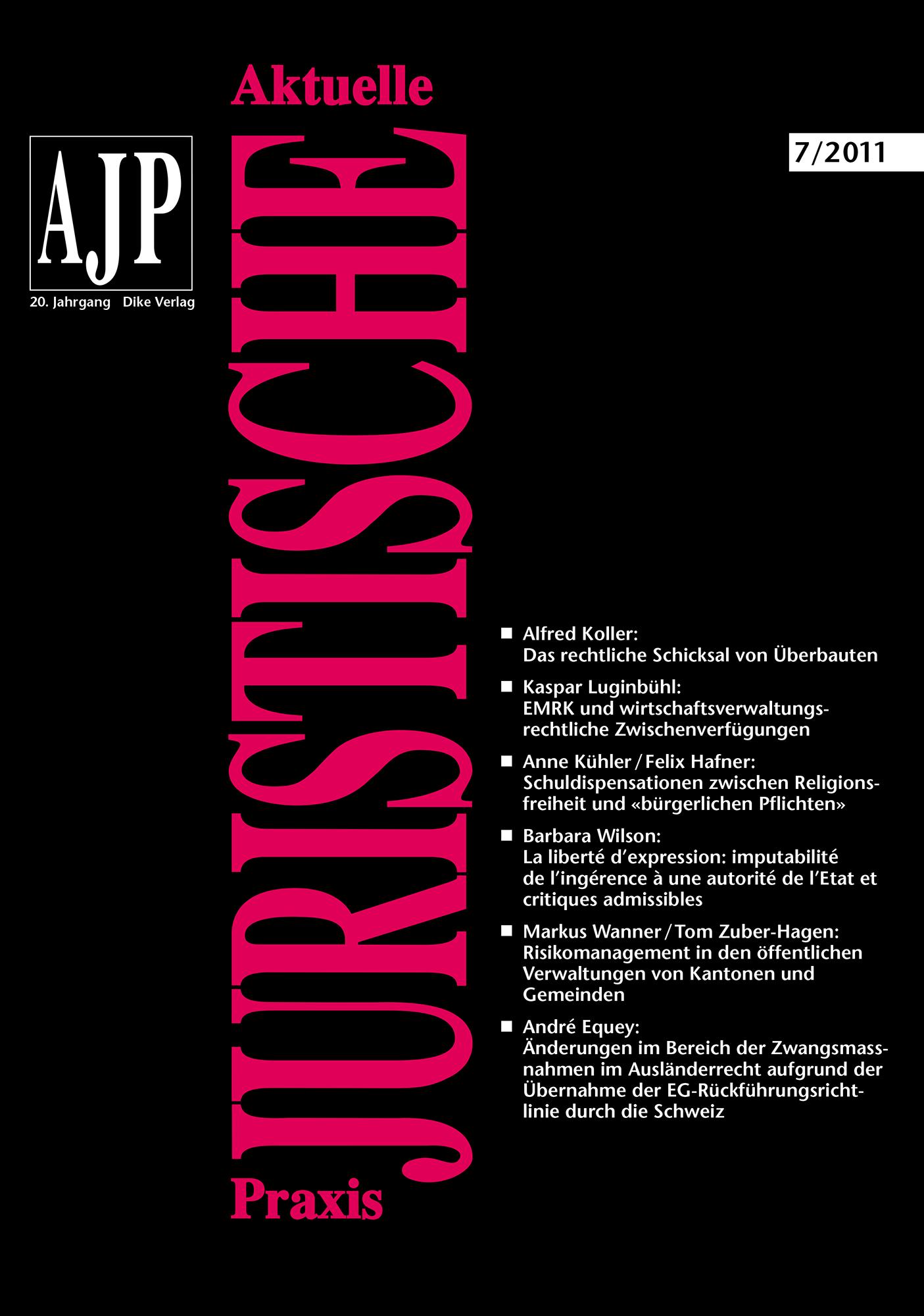 AJP/PJA 07/2011