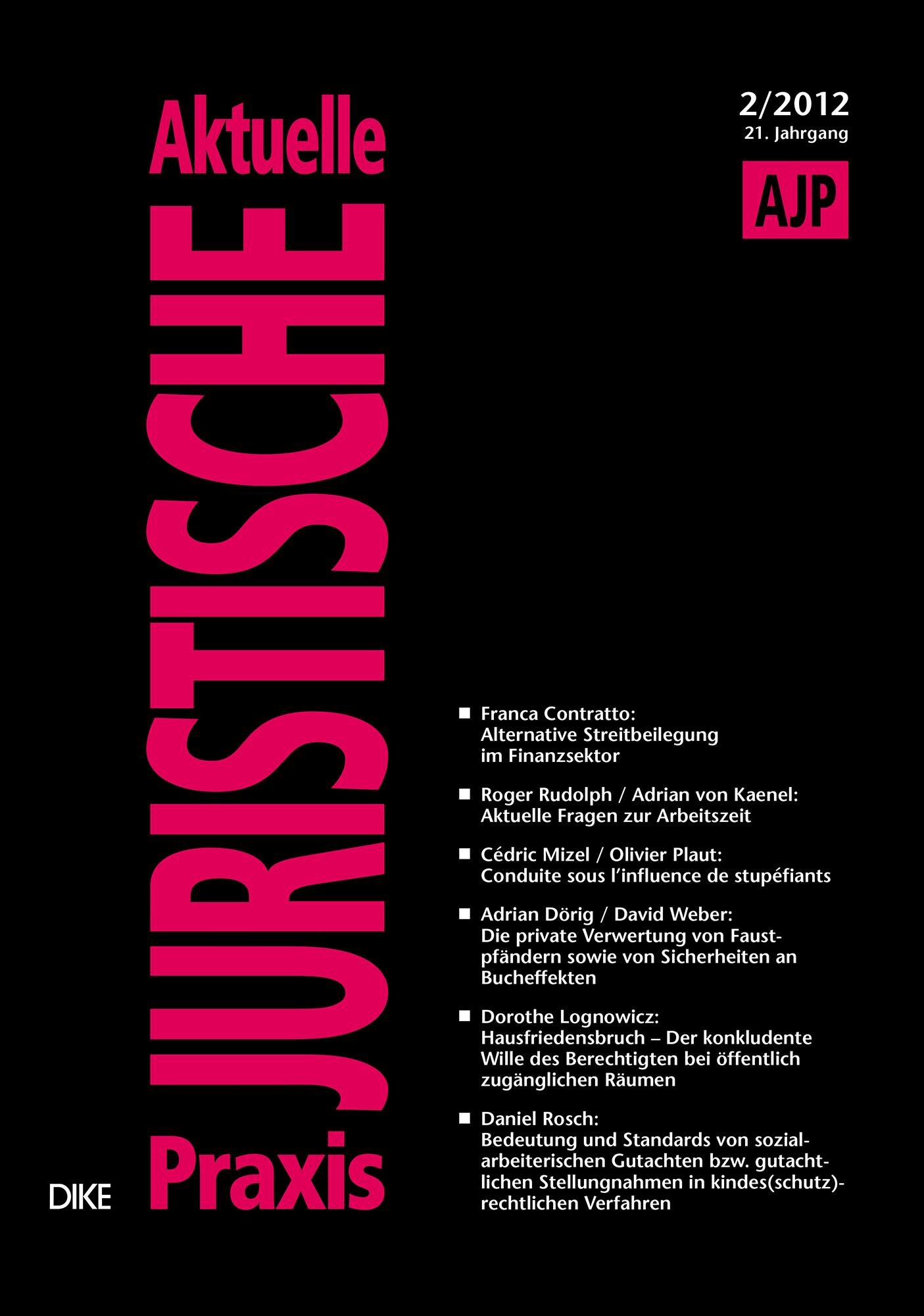 AJP/PJA 02/2012