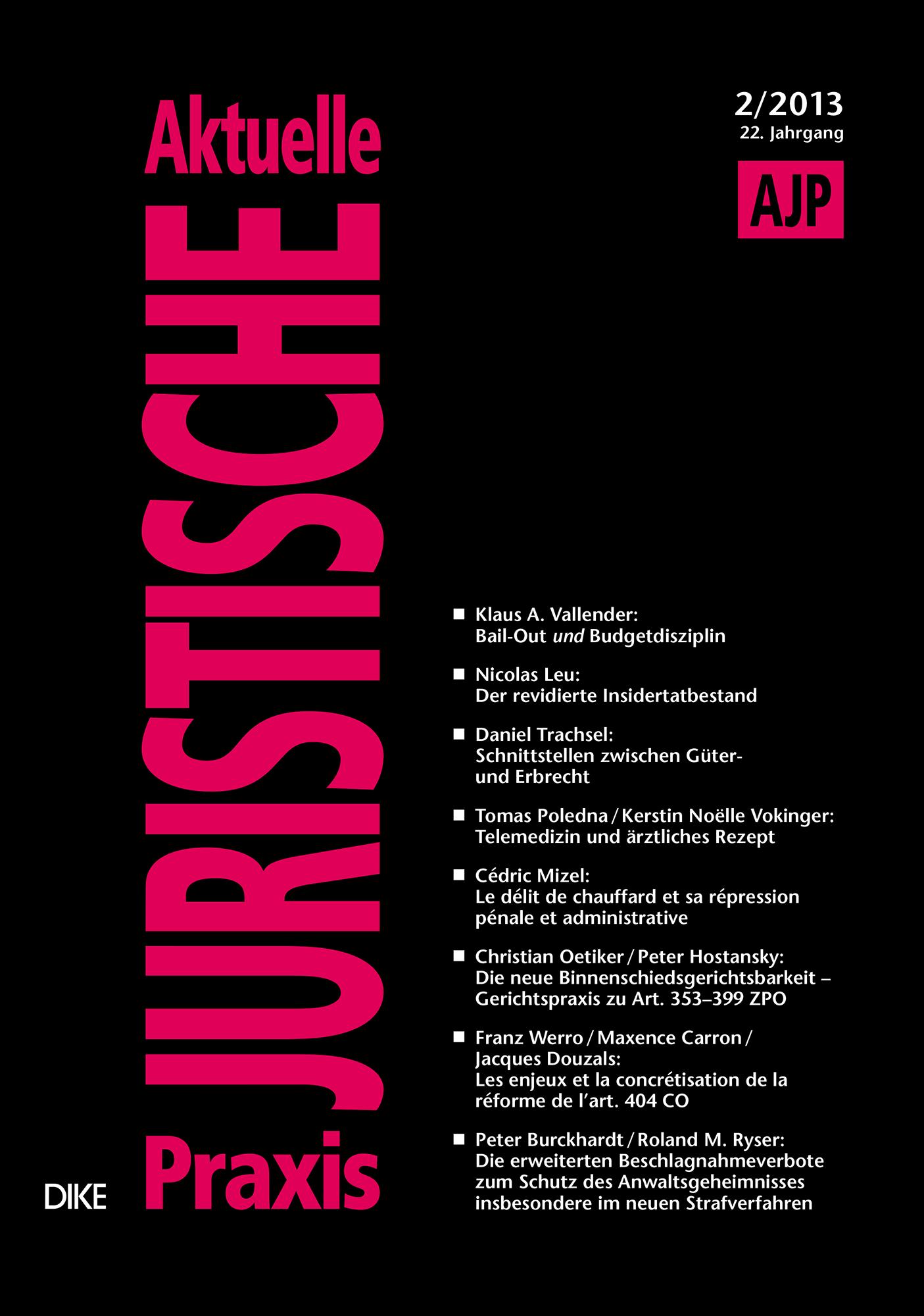 AJP/PJA 02/2013