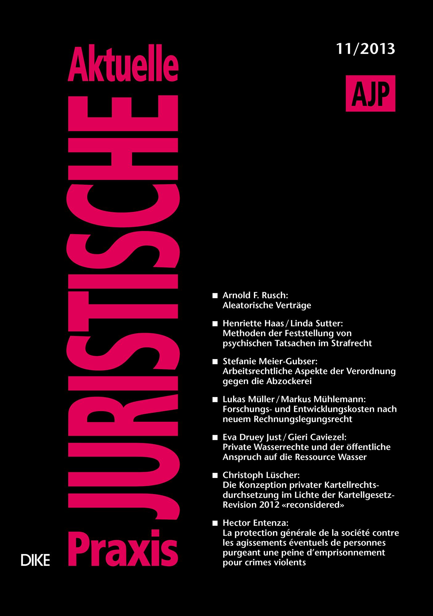 AJP/PJA 11/2013