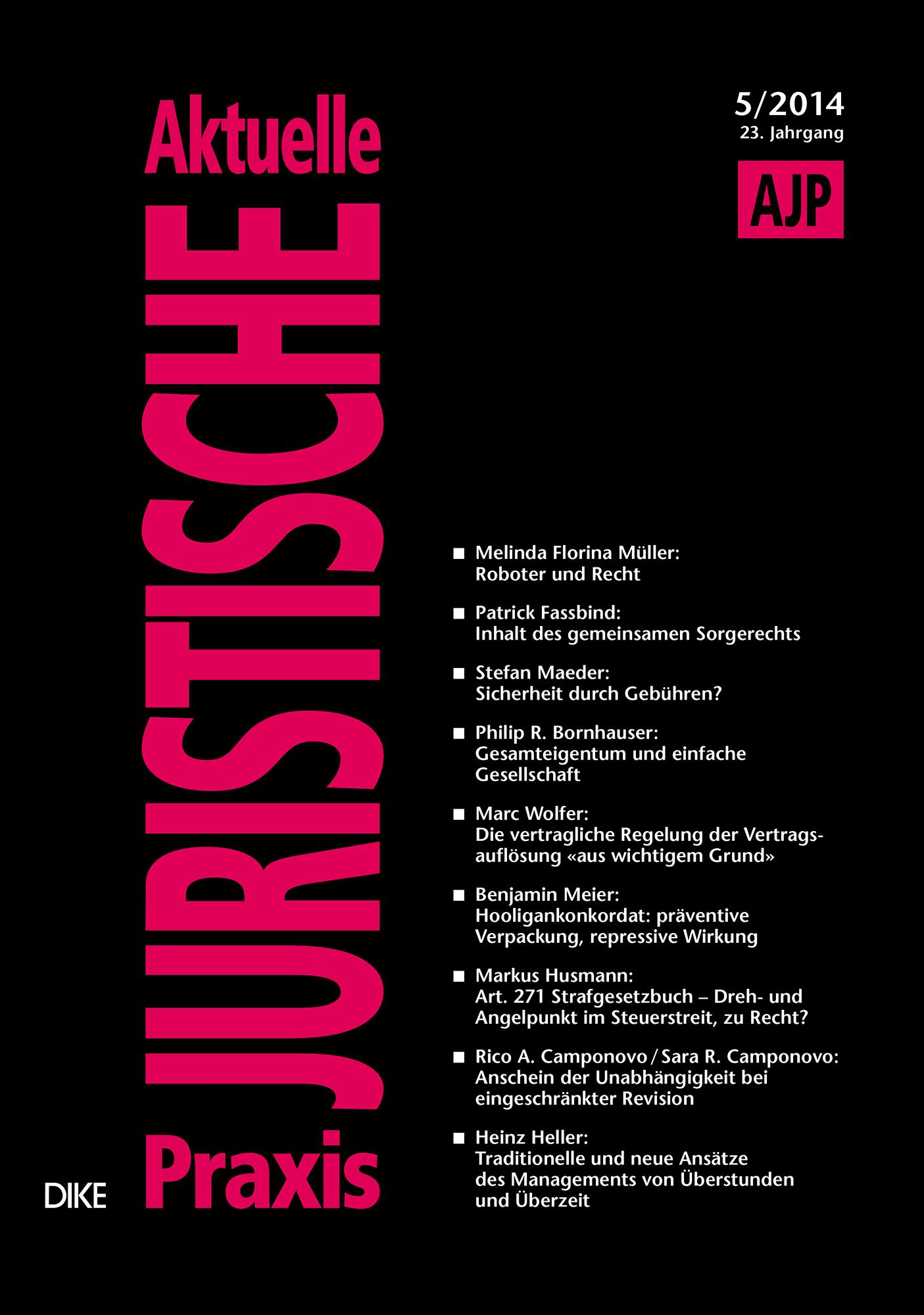 AJP/PJA 05/2014
