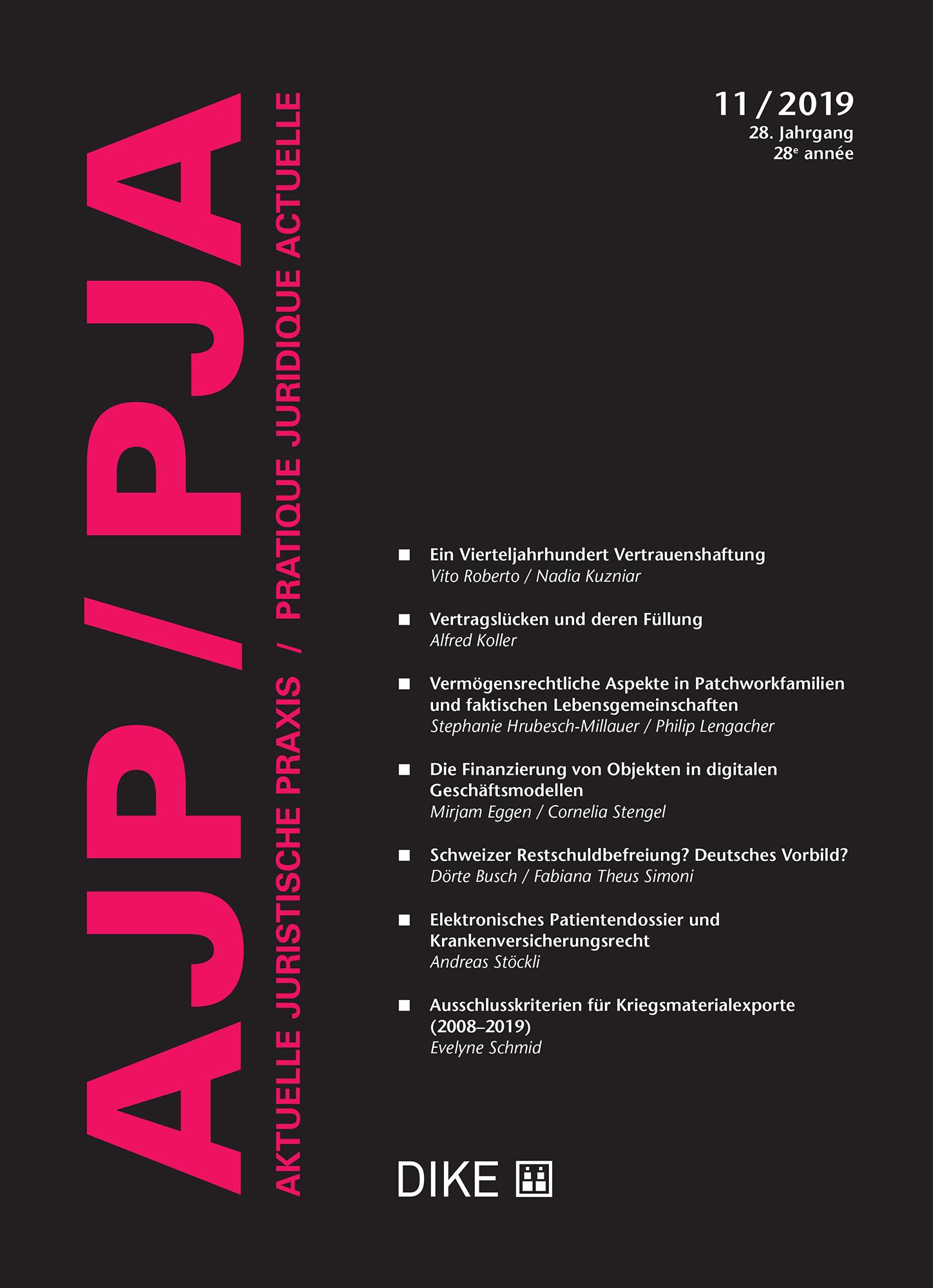 AJP/PJA 11/2019