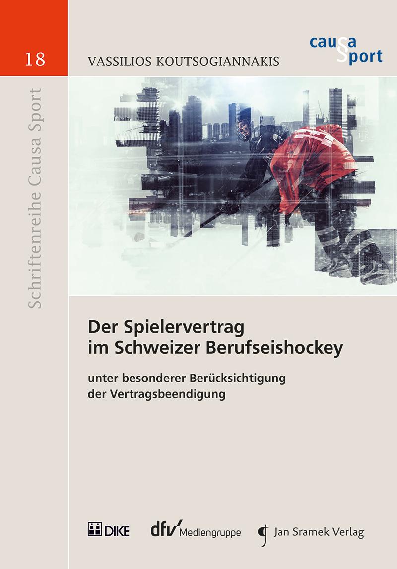 Der Spielervertrag im Schweizer Berufseishockey