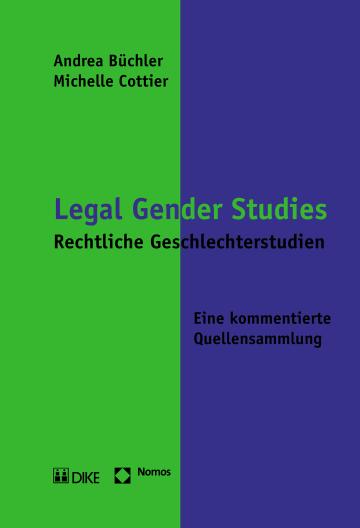 Legal Gender Studies