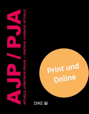 AJP/PJA - Print+Online Abonnement