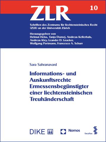 Informations- und Auskunftsrechte Ermessensbegünstigter einer liechtensteinischen Treuhänderschaft