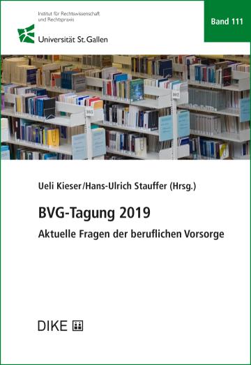 BVG-Tagung 2019