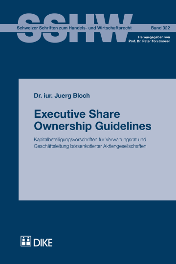 Executive Share Ownership Guidelines