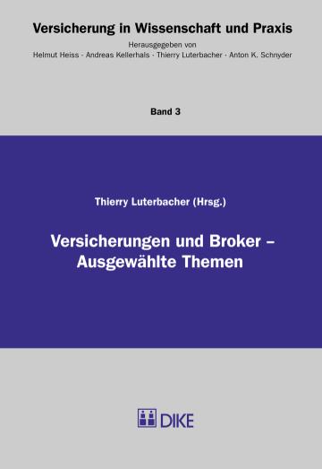 Versicherungen und Broker