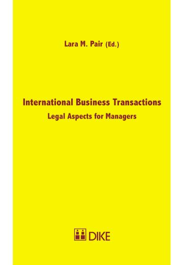 International Business Transactions