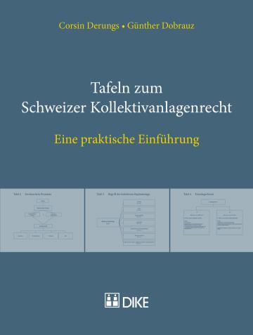 Tafeln zum Schweizer Kollektivanlagenrecht