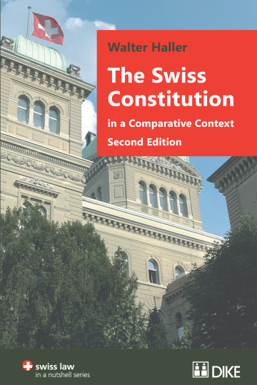 The Swiss Constitution in a Comparative Context