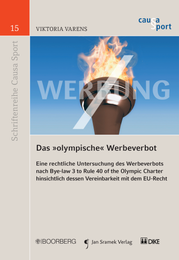 Das »olympische« Werbeverbot
