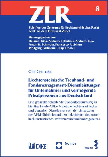 Liechtensteinische Treuhand- und Fondsmanagement-Dienstleistungen für Unternehmer und vermögende Privatpersonen aus Deutschland