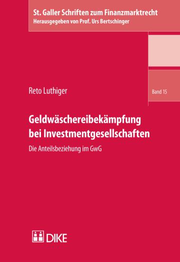 Geldwäschereibekämpfung bei Investmentgesellschaften