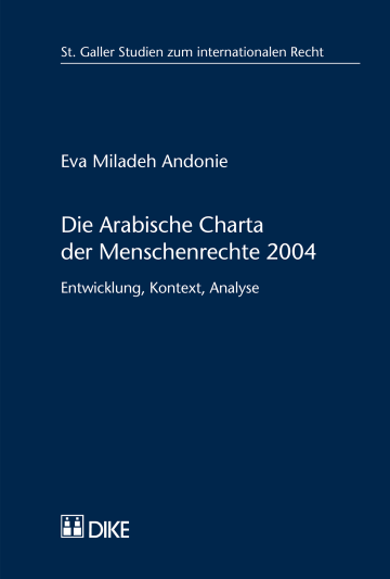 Die Arabische Charta der Menschenrechte 2004