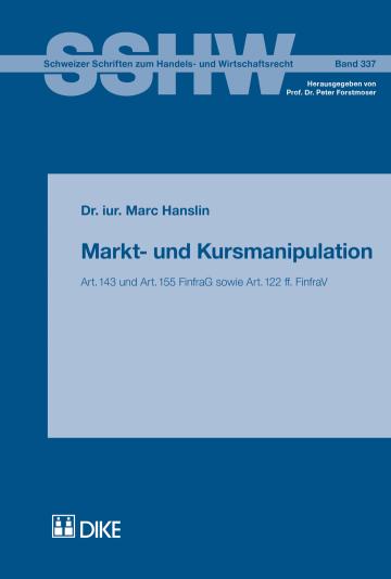 Markt- und Kursmanipulation