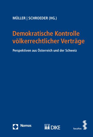 Demokratische Kontrolle völkerrechtlicher Verträge