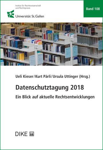 Datenschutztagung 2018