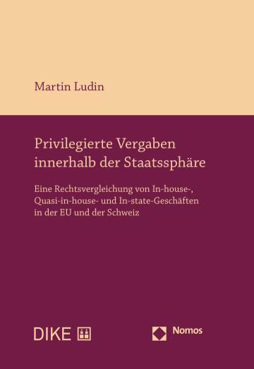 Privilegierte Vergaben innerhalb der Staatssphäre