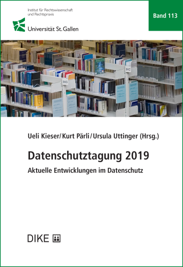 Datenschutztagung 2019