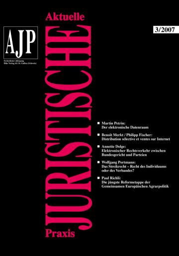 AJP/PJA 03/2007