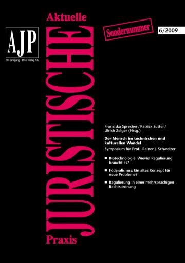 AJP/PJA 06/2009