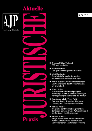AJP/PJA 07/2010