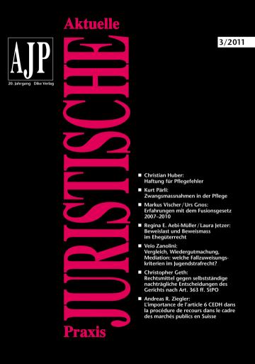 AJP/PJA 03/2011
