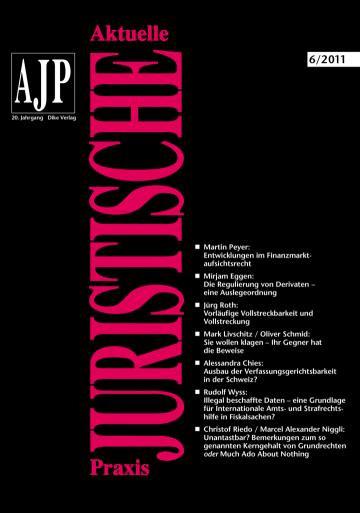 AJP/PJA 06/2011